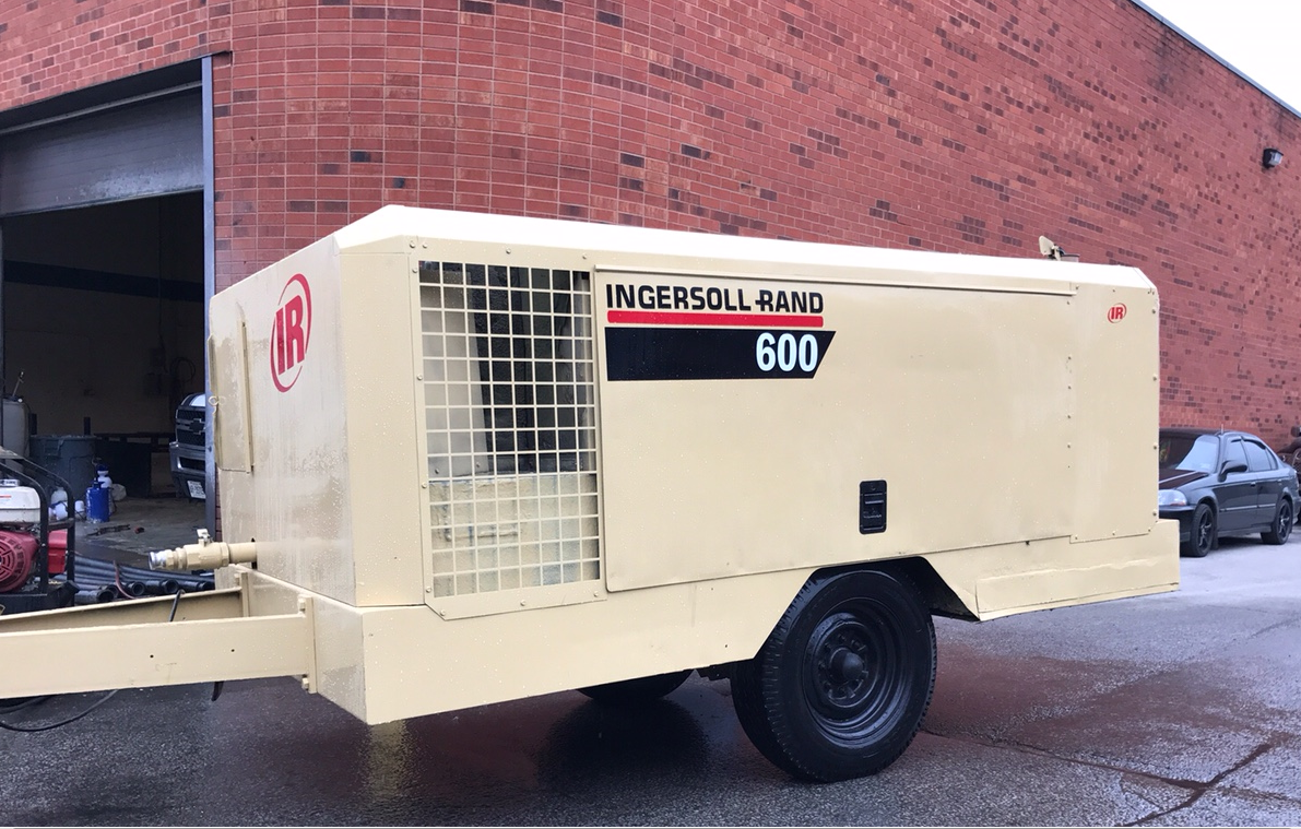 Ingersoll Rand 600 Air Compressor Image